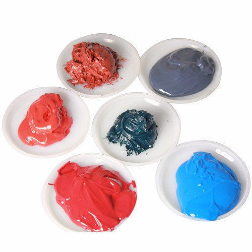 Pigment Paste, Manufacturer of Fluorescent Pigments in gujarat, uttar pradesh, andhra pradesh